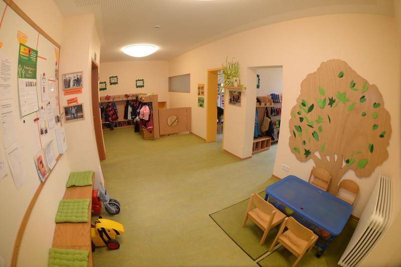 Räume und Spielbereiche - Unsere Kita - Kath. KiTa St